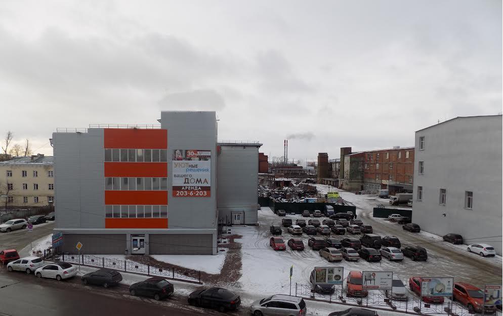 Коммерческая недвижимость в казани аренда Аренда офиса 35 кв Цветочный проезд